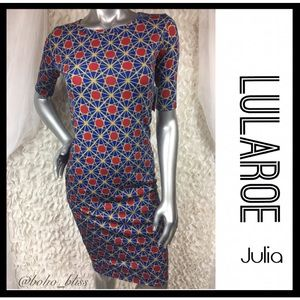 🎀SALE🎀 LULAROE   Julia Tunic Dress NEW